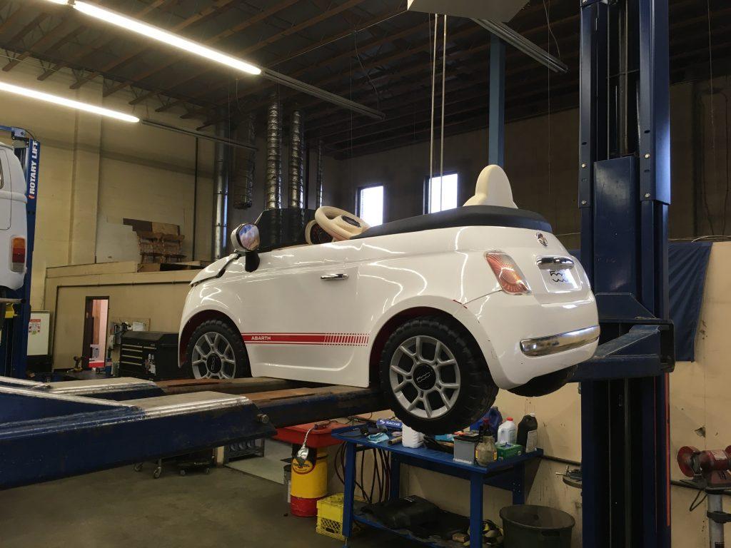 german car repair shop